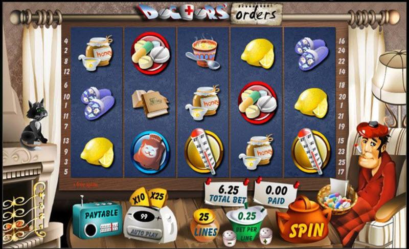 Doctors Orders 888 casino